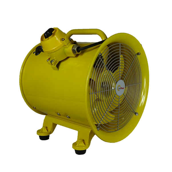 Olympus JetFlow OLY-CEX30/220 Explosion Proof Dust And Fume Extractor / Ventilator Fan 300mm 240V~50Hz