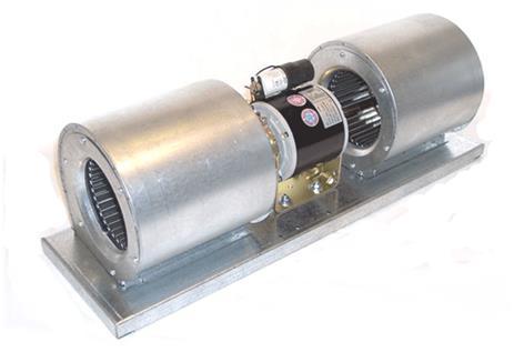 Fan Motor Spare Parts