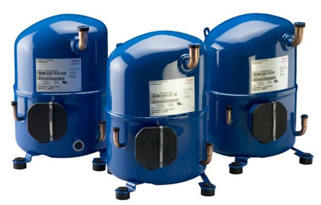Maneurop compressors sales and spare parts