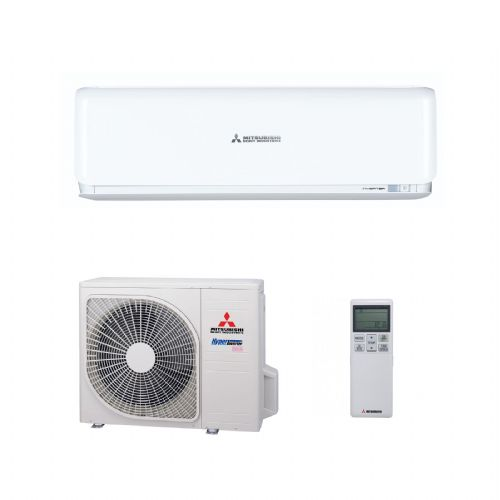 Mitsubishi Heavy Industries Air Conditioning SRK20ZSX Wall Mounted Inverter Heat Pump 2Kw/9000Btu A+++ 240V~50Hz