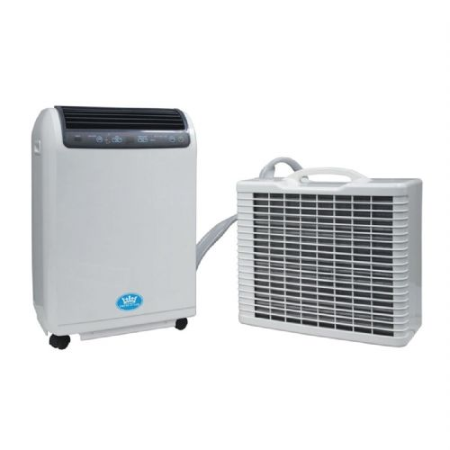 Prem-I-Air EH1413 4.1Kw/15000Btu Split Remote Control Portable Heat Pump Air Conditioner with Timer B 240V~50Hz