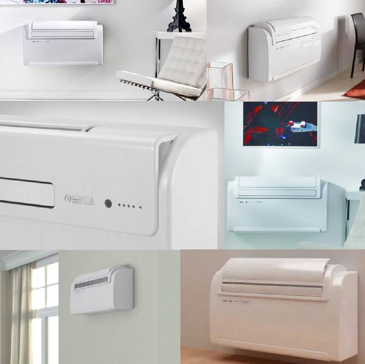 Unico Smart 12 Hp Fixed All In One Air Conditioning