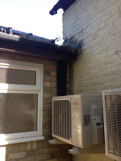 Chippenham Lodge Stud Art Gallery And Office Air Conditioning