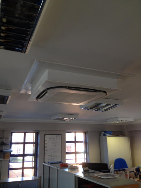 The Friendly Society Office Air Conditioning Case Study