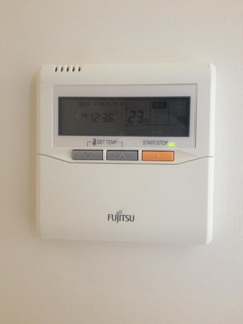 Chippenham Lodge House Heat Pump Air Conditioning System