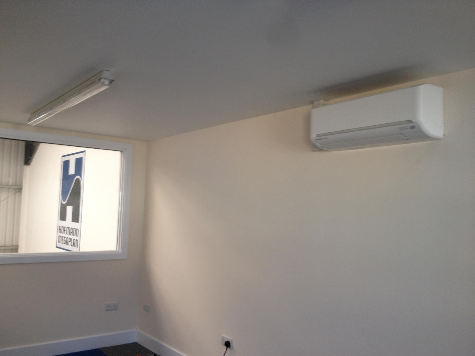 The bonus about air conditioning heat pumps for small business is when you relocate