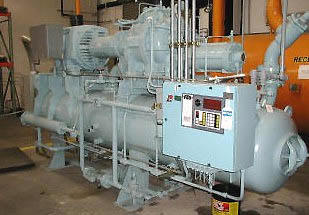 Sabroe refrigeration compressors