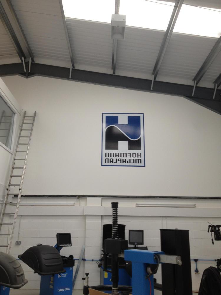 Hofmann Megaplan Office Air Conditioning Kimbolton