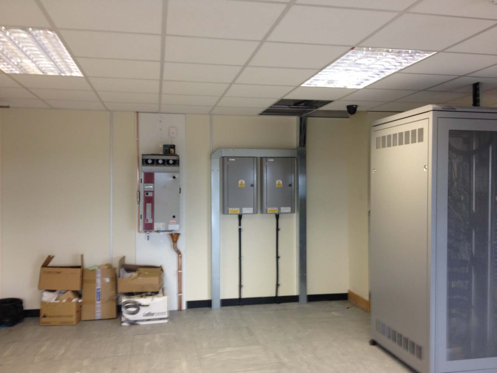 Server Room Air Conditioning : Server room air conditioning at saga healthcare plc