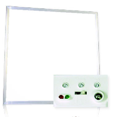 Flat Panel Fit with PIR inactivity detection and 10% dim function: