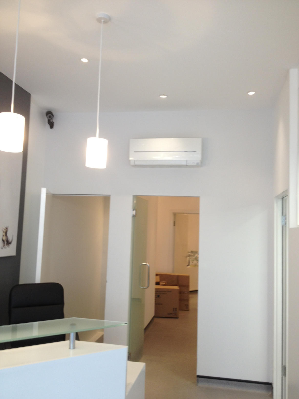 kensington veterinary surgery air conditioning. Black Bedroom Furniture Sets. Home Design Ideas